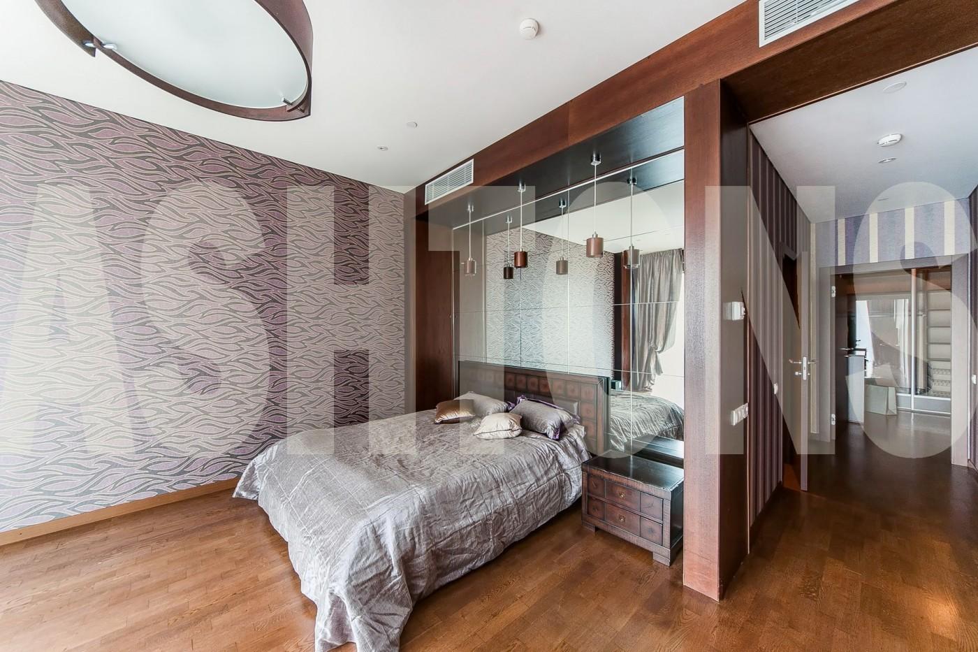 Apartment for rent in Residential Complex Gorod Stolits on Presnenskaya embankment, building 8 by ASHTONS INTERNATIONAL REALTY
