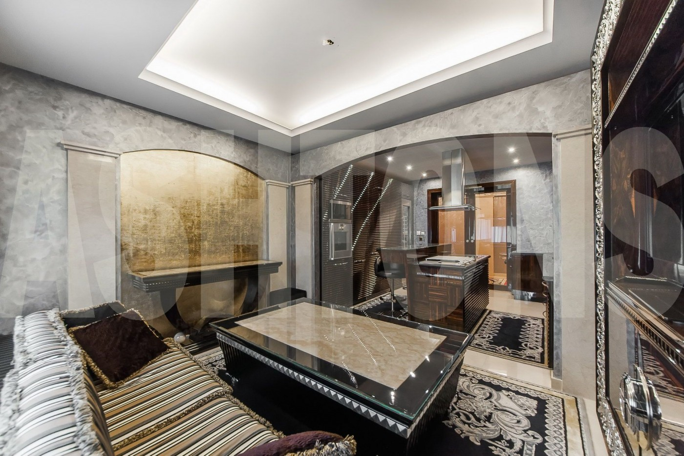 Luxury apartment for rent in the Residential Complex Novopeskovsky by ASHTONS INTERNATIONAL REALTY