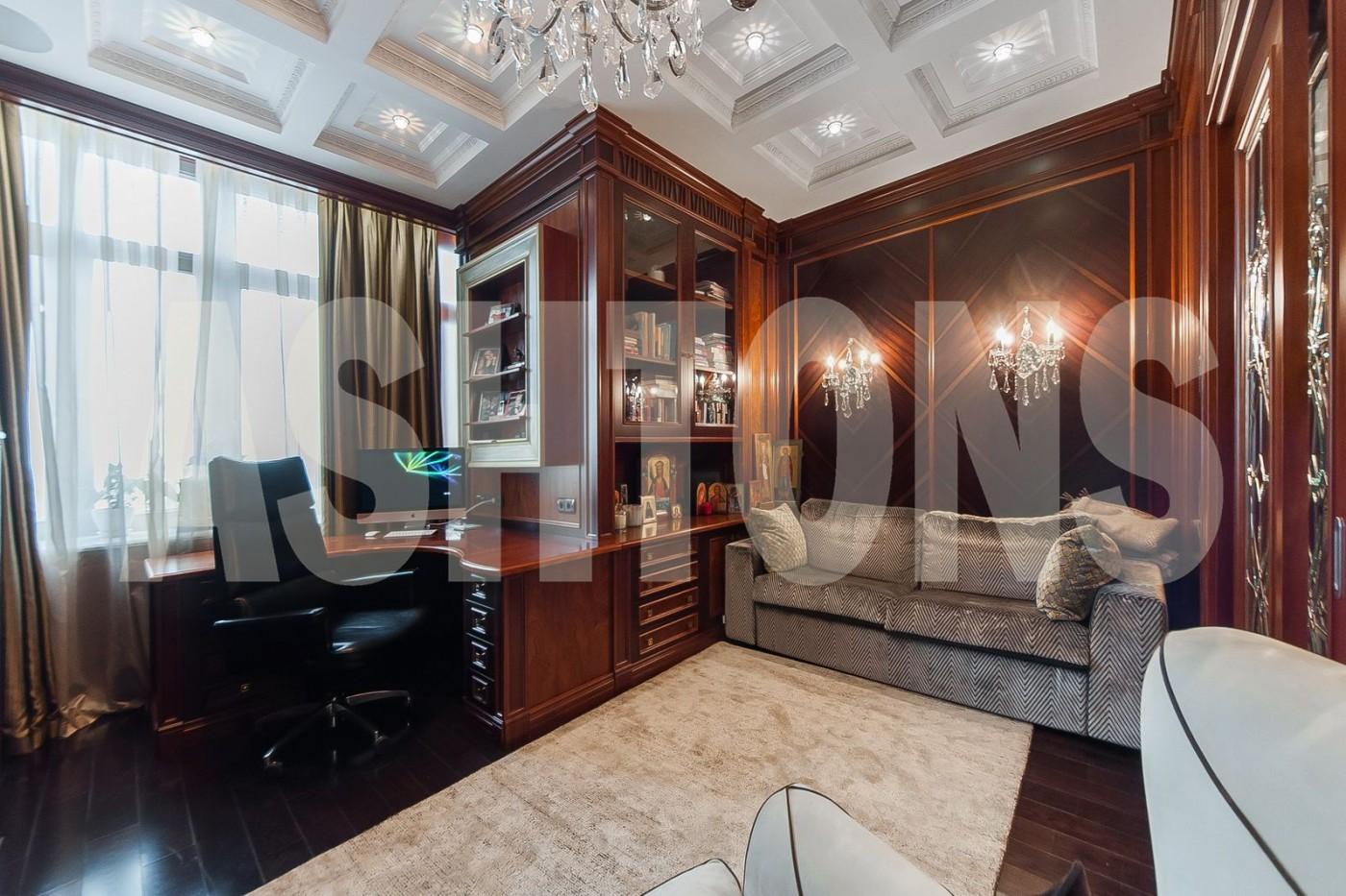 аренда квартиры в центре Москвы ashtons.ru Ashtons international realty