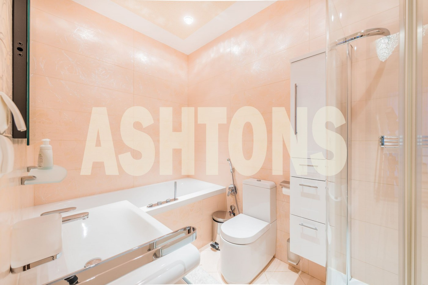 """EXCLUSIVE OFFER IN ELITE RESIDENTIAL COMPLEX """"FOUR WINDS"""". APARTMENT FOR RENT. REAL ESTATE AGENCY ASHTONS INTERNATIONAL REALTY ASHTONS.RU"""