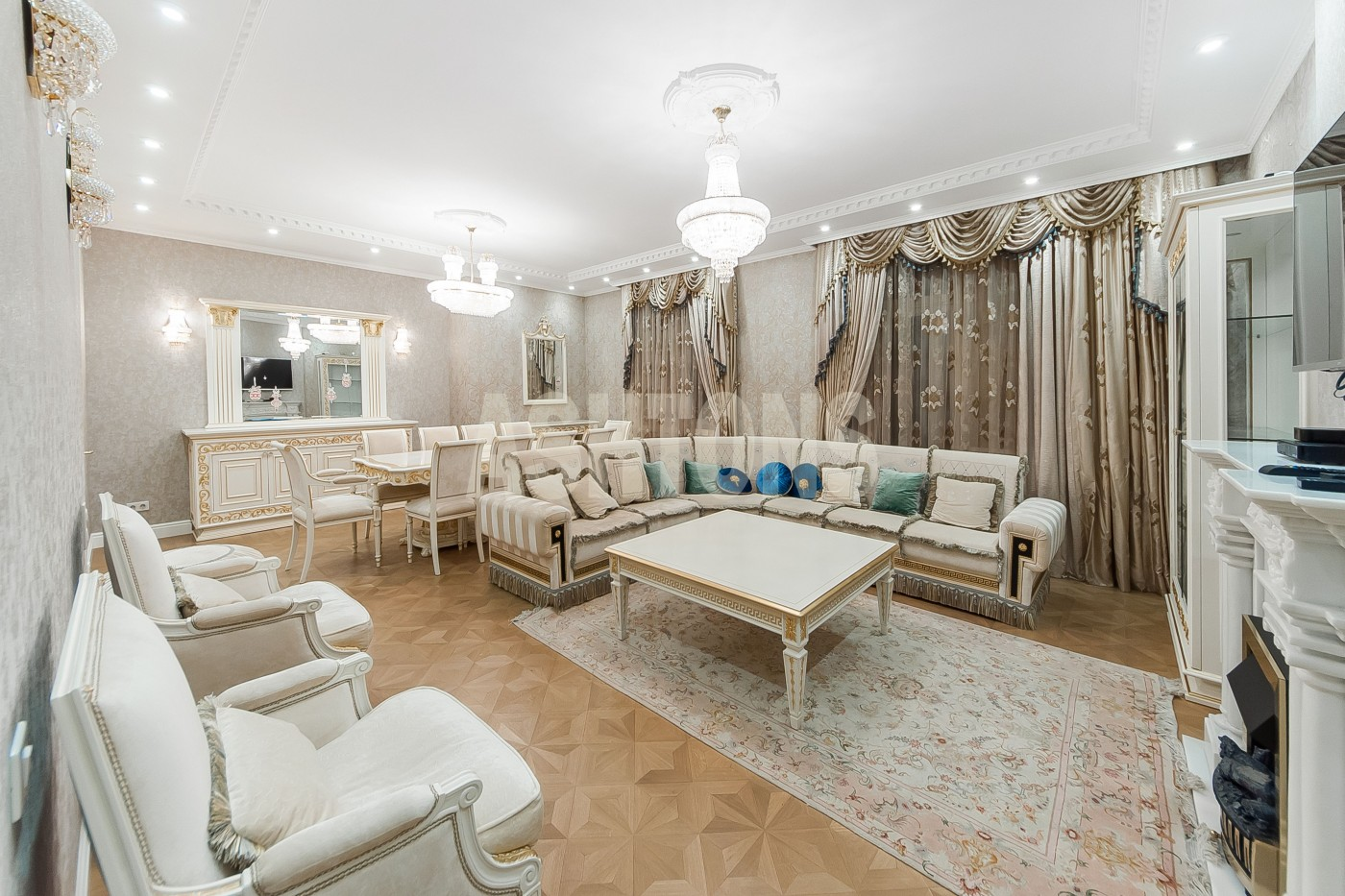 Аренда элитной квартиры в ЖК Золотые ключи на Минской улице
