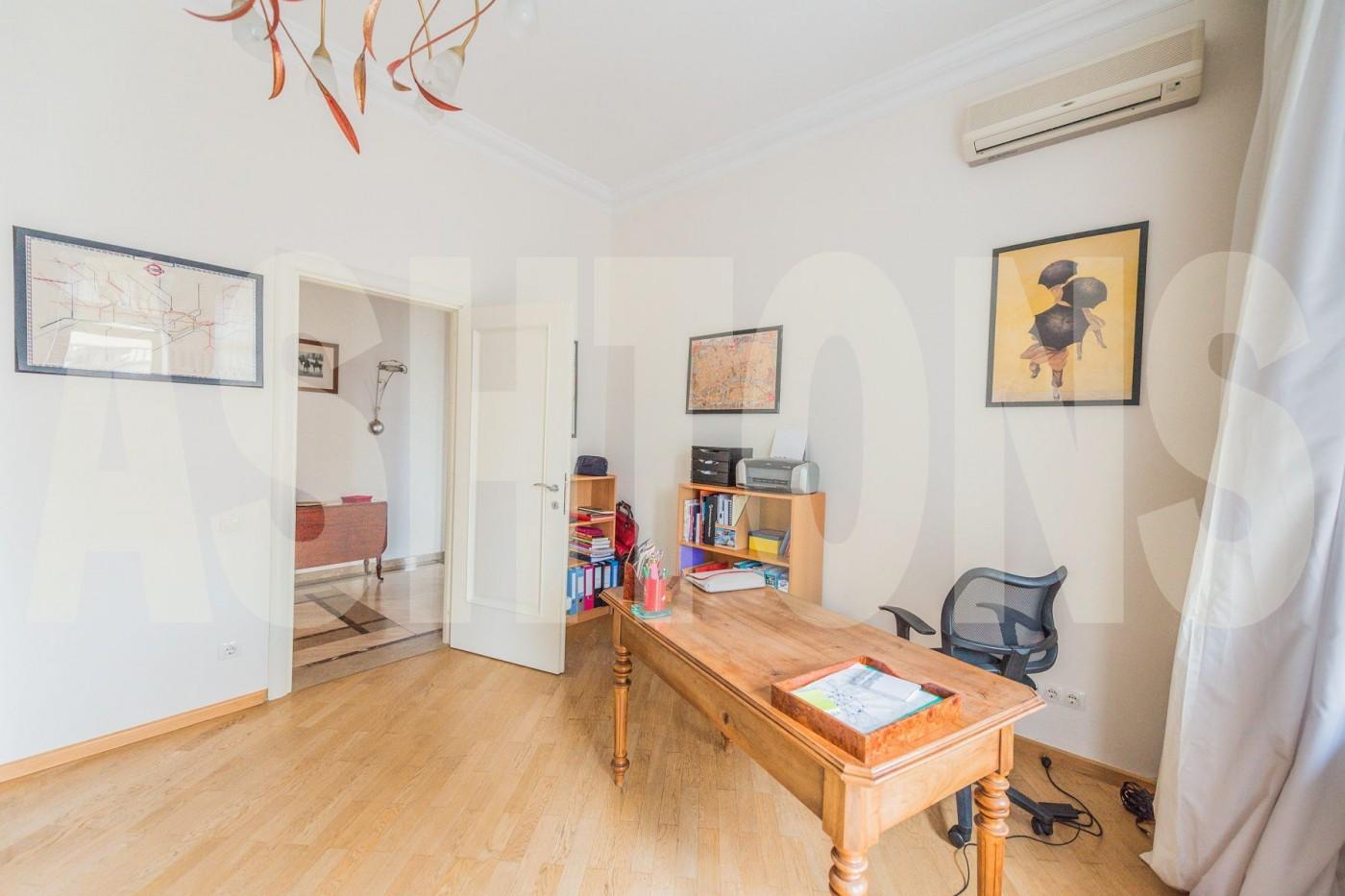 Аренда пятикомнатной квартиры на Воротниковском переулке, дом 4 в Тверском районе центра Москвы от агентства элитной недвижимости Ashtons International Realty Ashtons.ru