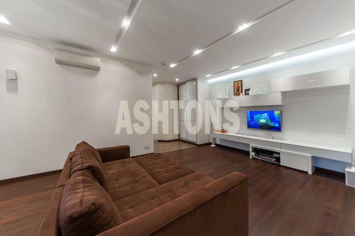 Аренда элитной двухкомнатной квартиры в ЖК Континенталь