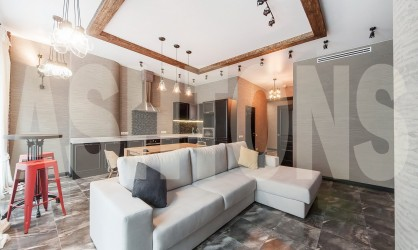 Аренда квартиры в ЖК Четыре ветра в стиле Лофт