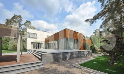 Продажа загородного дома в коттеджном поселке Никольская слобода по Новорижскому шоссе