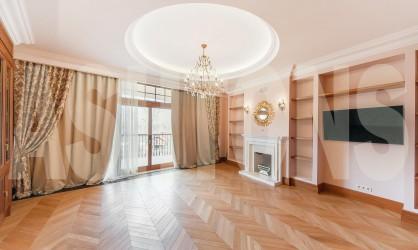 Продажа квартиры в ЖК Чайка, Никольский тупик, дом 2к1