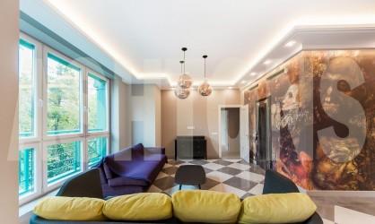 Аренда элитной квартиры на Патриарших прудах