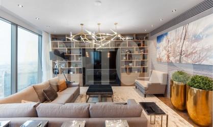 Аренда элитной квартиры в ЖК «Башня Федерация»