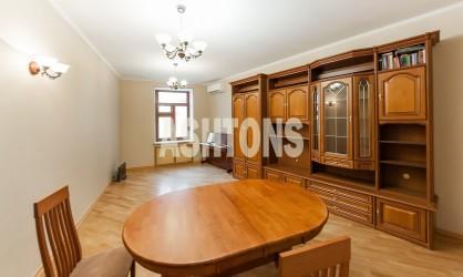 Аренда квартиры на Садовой-Черногрязской улице, дом 11