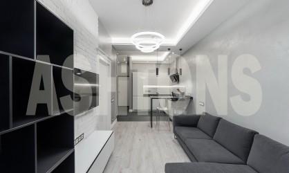 Аренда элитной квартиры в ЖК Арт Резиденс в центре Москвы