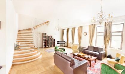 Аренда пятикомнатной квартиры на Воротниковском переулке, дом 4