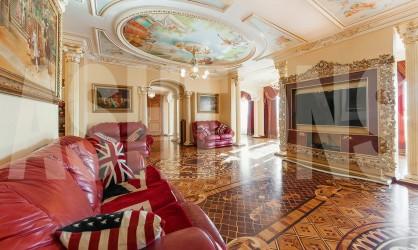 Аренда элитной квартиры в ЖК Алые Паруса