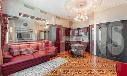 Продажа квартиры на 3-ей Фрунзенской улице, дом 19