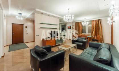 Продажа квартиры на Большой Грузинской улице, дом 37с2