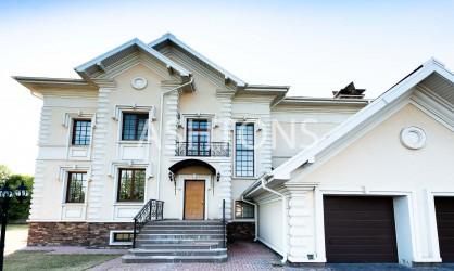 Элитный загородный дом в КП Павлово 1