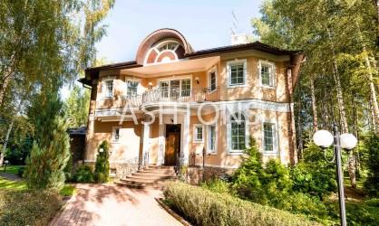 Продажа загородного дома в коттеджном поселке Никольская слобода